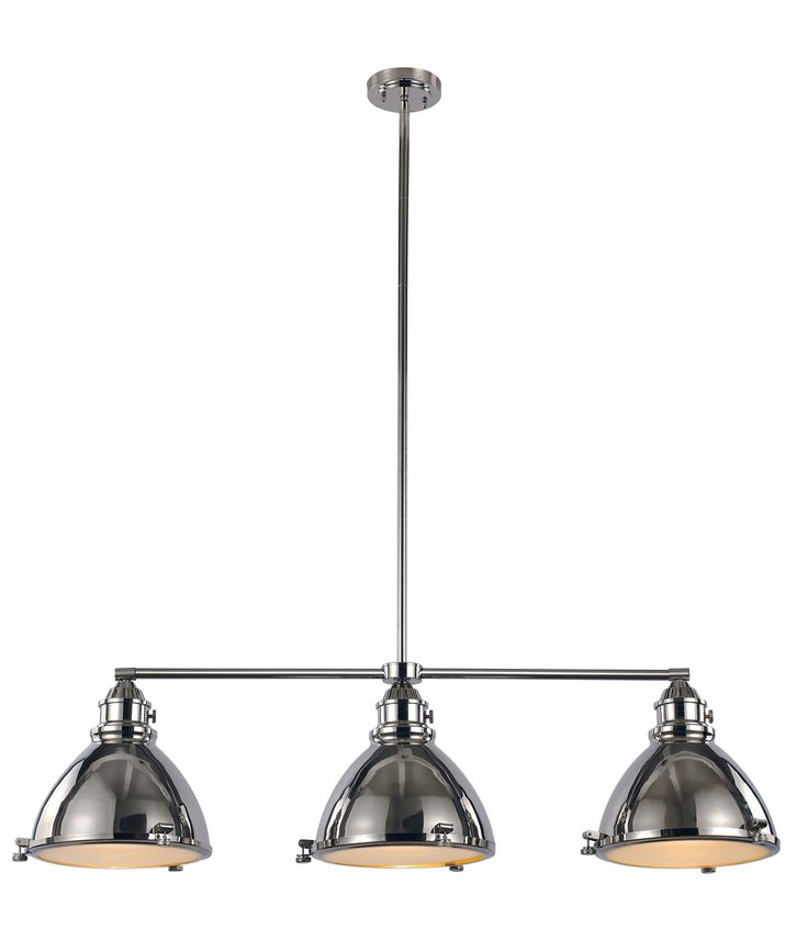 TransGlobe Lighting Vintage 3 Light Kitchen Island Pendant Reviews