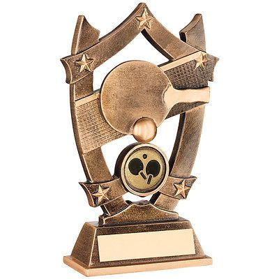 Table #tennis #award - free engraving on all trophies - table #tennis #paddle trop,  View more on the LINK: http://www.zeppy.io/product/gb/2/151523741027/