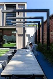 Image result for modern pergola design plans