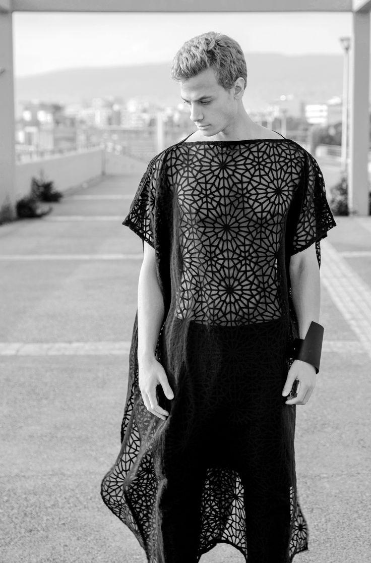 AUMORFIA | A_SERIES | leather cuff lensed by: Katja Kat Photos model: Chris…