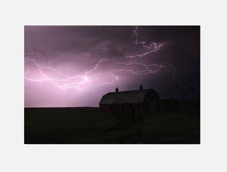 """Prairie Storm"" Original Photography"