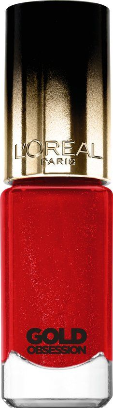 L'Oréal Paris Color Riche Gold Obsession - Rouge Gold - Nagellak