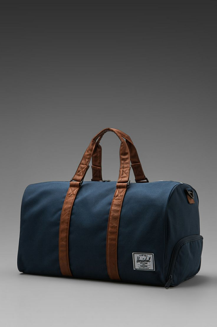 NOVEL DUFFLE BAG HERSCHEL SUPPLY CO.