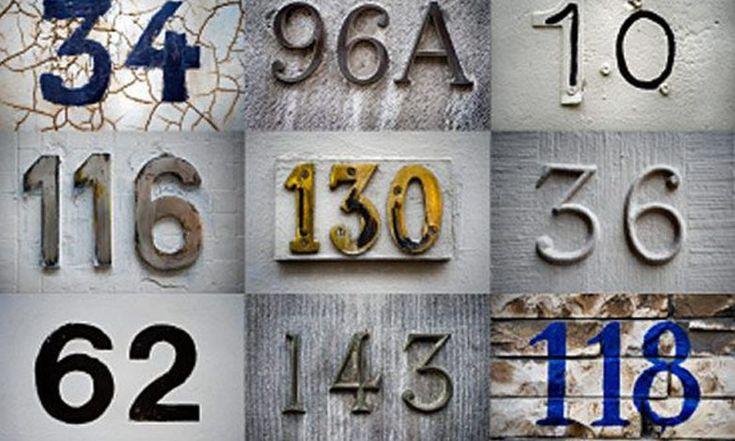 Нумерологическое число вашего дома / Мистика