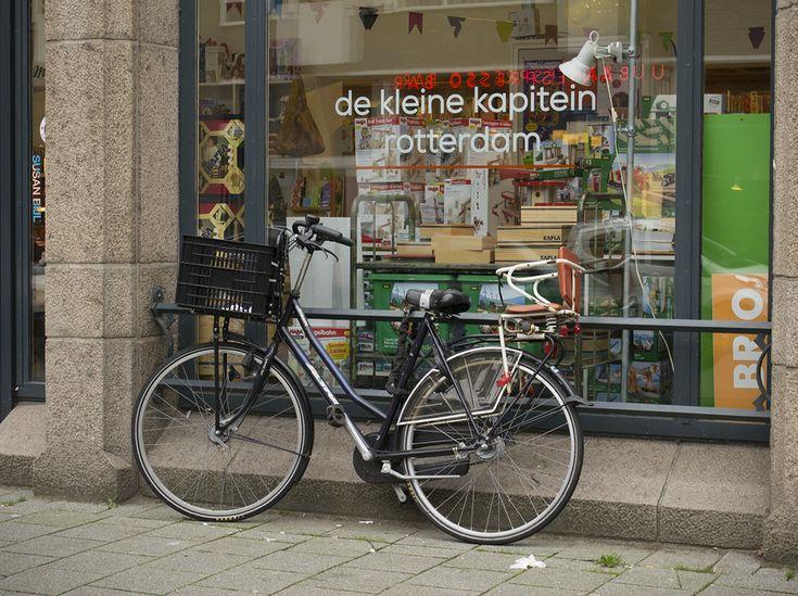 The Dutch Biking Bookshop Tour