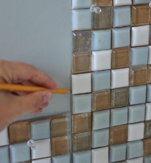 Best 25 Tile Mirror Ideas On Pinterest Tile Mirror Frames Bathroom Mirror Inspiration And