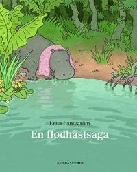 En flodhästsaga (EJ LÄST)  Vid den breda, mörka floden lever flodhästarna. En av dem bor för sig själv och vill vara ensam när hon badar. Men en dag är hennes fina badställe upptaget. Hon blir tvungen att hitta på något för att få behålla det för sig själv. Hur ska hon göra?