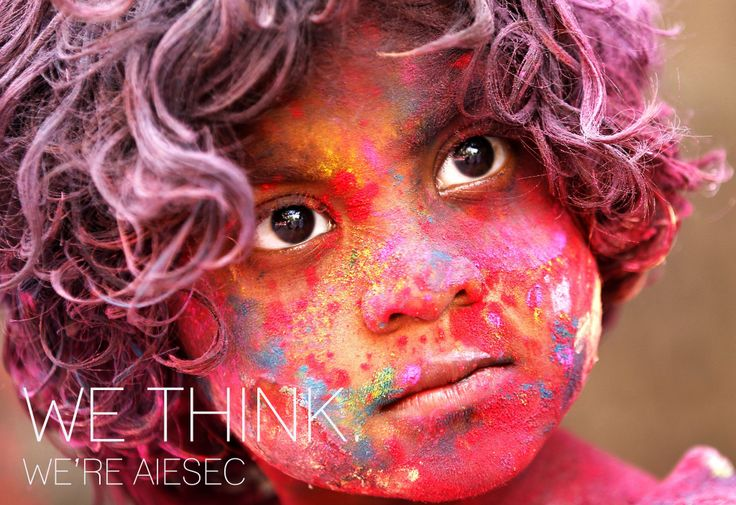 We Think, We're AIESEC!