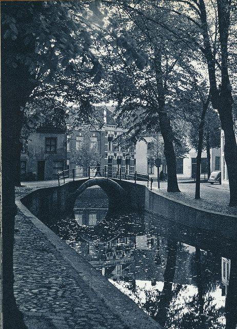 Ed van Wijk foto boek. Havik Amersfoort 1957.