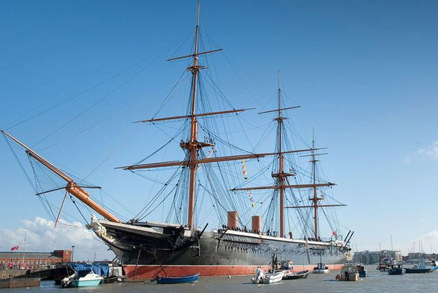 Portsmouth Historic Dockyard - Annual All-Attraction Tickets!