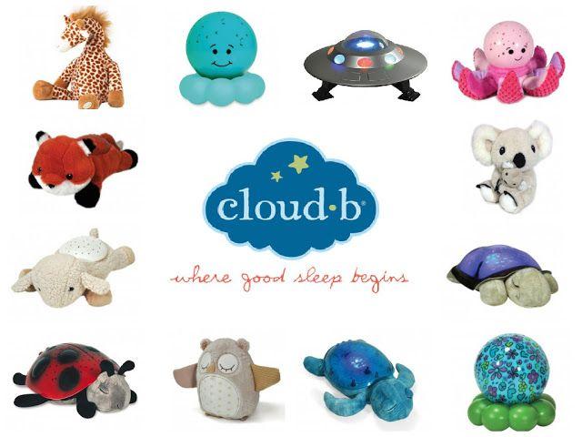 La vie ordinaire d'une bretonne: {CONCOURS - 2 ans du blog} Cloud B, spécialiste du sommeil pour les enfants