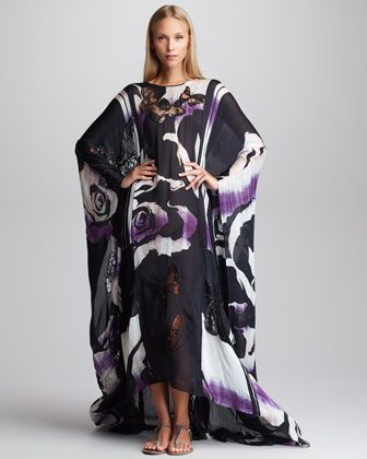 I would walk fast everywhere in this just so the wind could catch the fabric. Is that wrong?