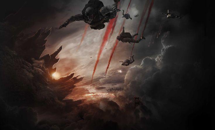 Godzilla 2014 : new trailer and artwork