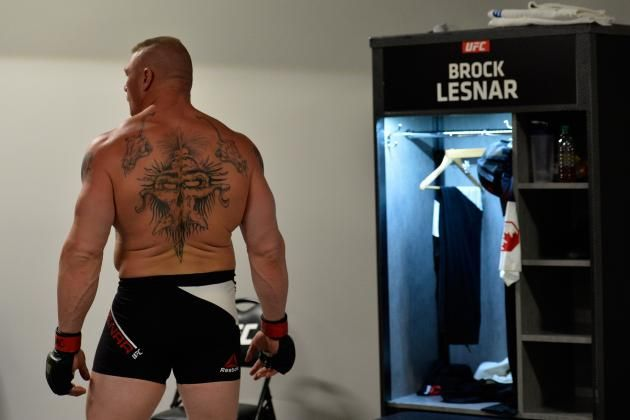 Brock Lesnar's Best Booking Options for WWE Raw After Goldberg Accepts Challenge