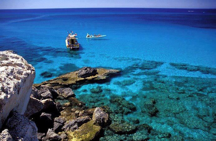 CYPRUS Blue waters of Akamas A