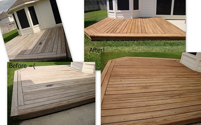 Eco-Friendly Non-Toxic Deck Stain: TimberSoy Review