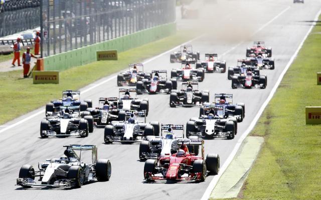 GP d'Italie: 7e victoire de la saison pour le Britannique Lewis Hamilton -                   Le Britannique Lewis Hamilton (Mercedes) a remporté le Grand Prix d'Italie de Formule 1, 12e rendez-vous de la saison, dimanche sur le circuit de Monza. C'est la 7e victoire de la saison, la 40e de sa carrière, pour Lewis Hamilton, double champion du monde, qui conforte encore sa place de leader au championnat du monde des pilotes, d'autant que Nico R