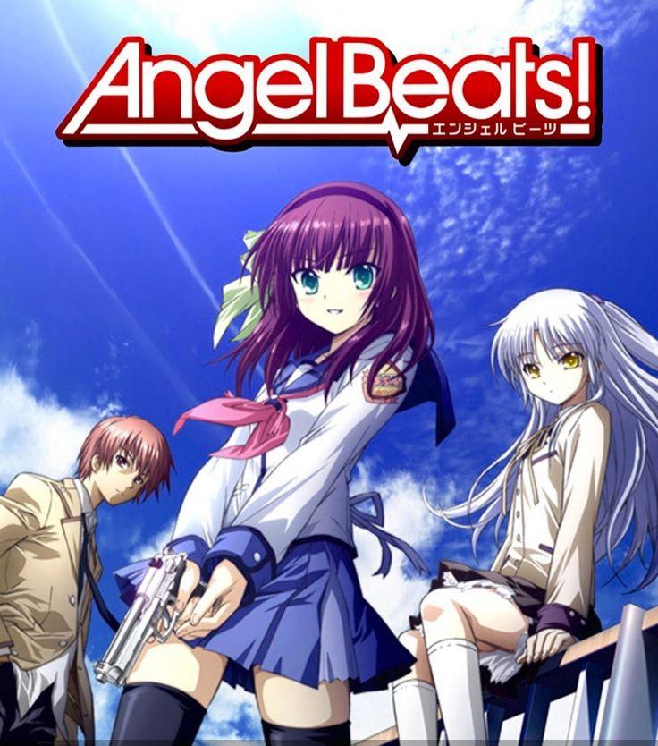 Angel Beats! Anime angel, Anime