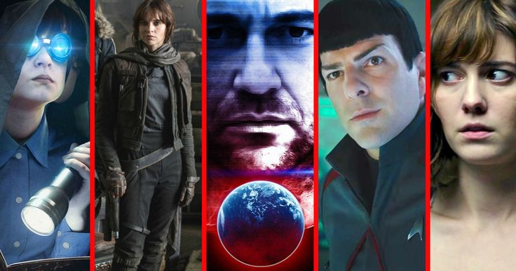 13 Sci-Fi Movies You Can't Miss in 2016 -- We're getting new 'Star Wars' and 'Star Trek' movies in 2016 along with a rebooted 'Ghostbusters' and a few big surprises. -- http://movieweb.com/most-anticipated-science-fiction-movies-2016/