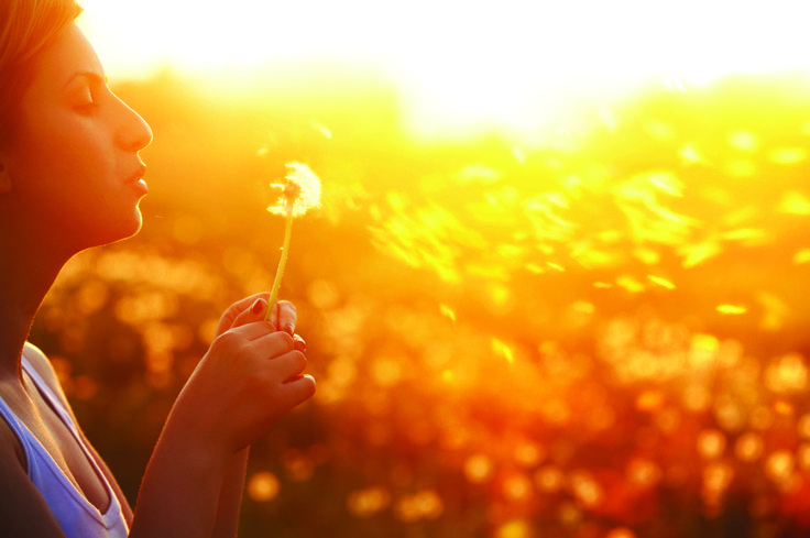 Go Outside! Enjoy The Sun!