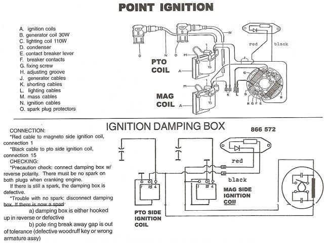 rotax bosch ignition wiring diagram  cable lighting