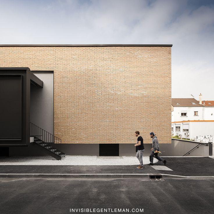 LABORATOIRES I3 - ANSES   DA Architectes   Maisons Afort
