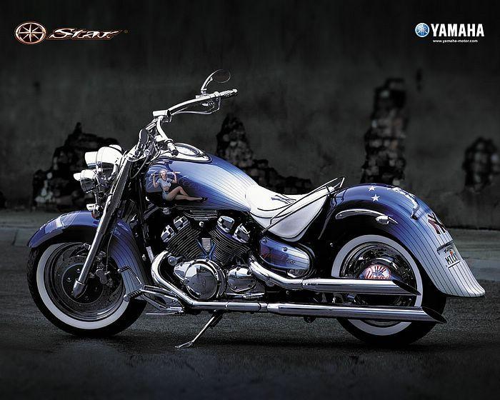 Yamaha Royal Star Seat
