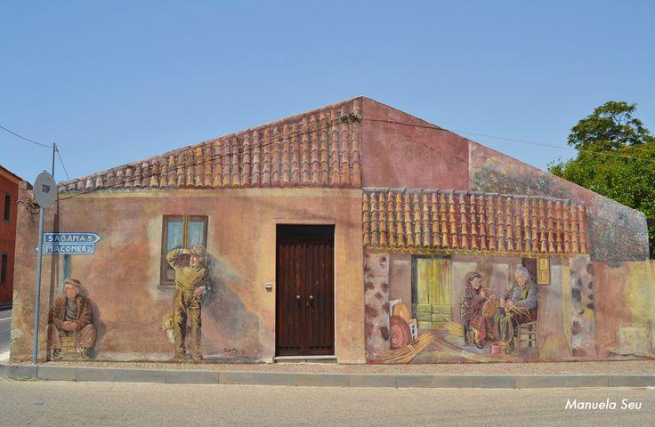 #murales #sardegna #sardinia