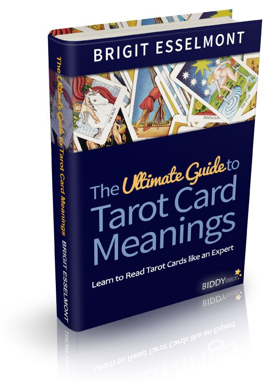 Ever wished you could have instant access to all the Tarot card meanings for nearly every type of reading (love, career, spirituality, etc.)?  Buy the Ultimate Guide to Tarot Card Meanings
