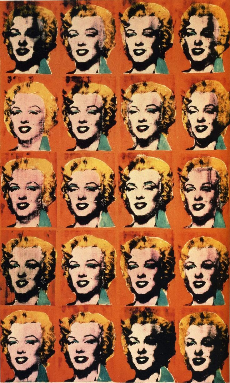 Best 25 andy warhal ideas on pinterest andy warhol for Andy warhol famous works