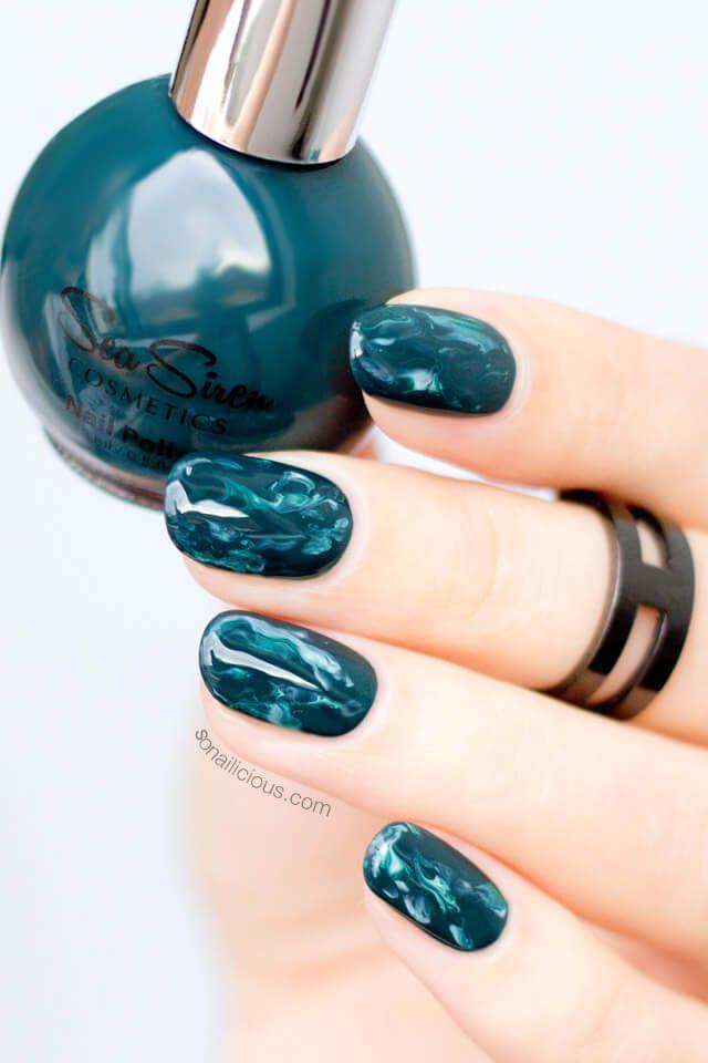 20 Elegant nail art designs | Nail art - nails - diy