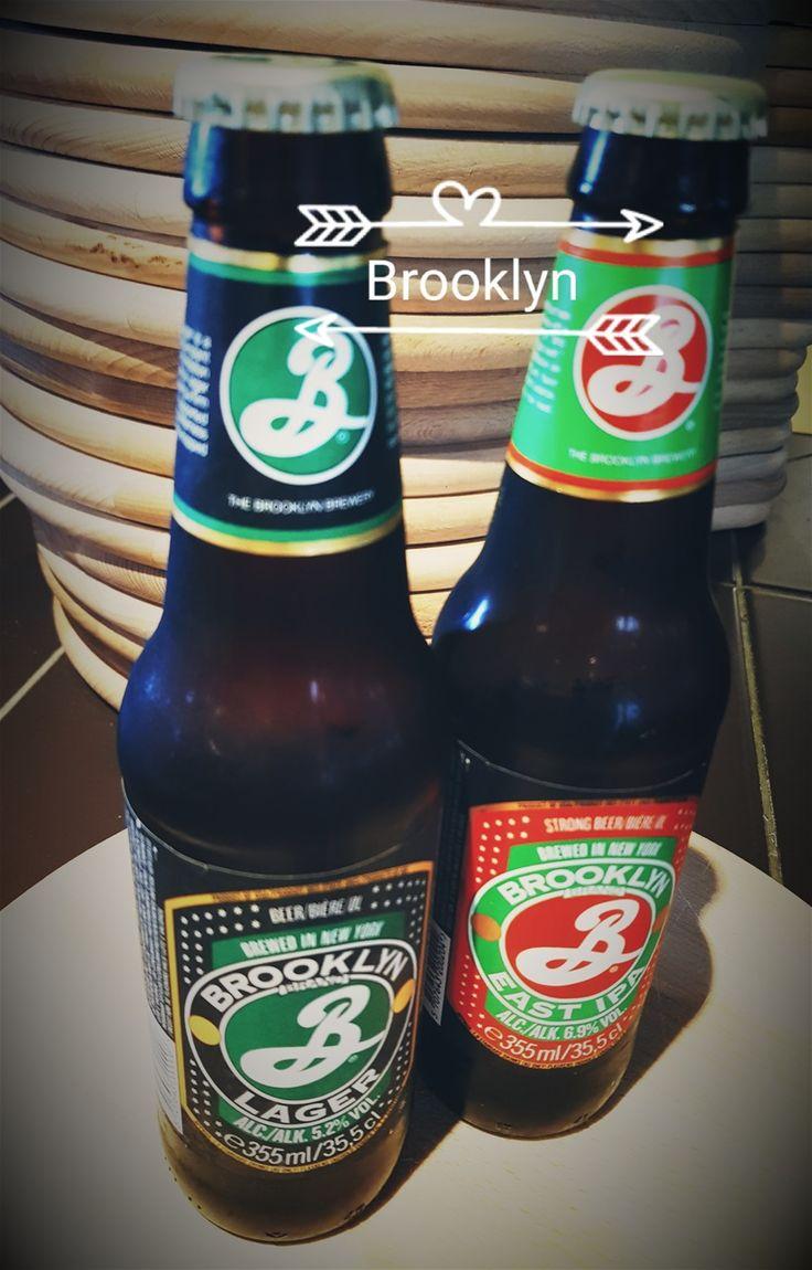 Idag fick jag äran att testa 2 nya öl Brooklyn Lager och Brooklyn Ipa. Vi kan börja med Brooklyn Lager som jag verkligen fastnade för god i smak och härlig efter smak rekommenderar verkligen. Maltig smak med inslag av apelsinmarmelad, knäck, örter, aprikos och rågbröd. Sedan har vi Brooklyn I...  www.kennedysbloog.se