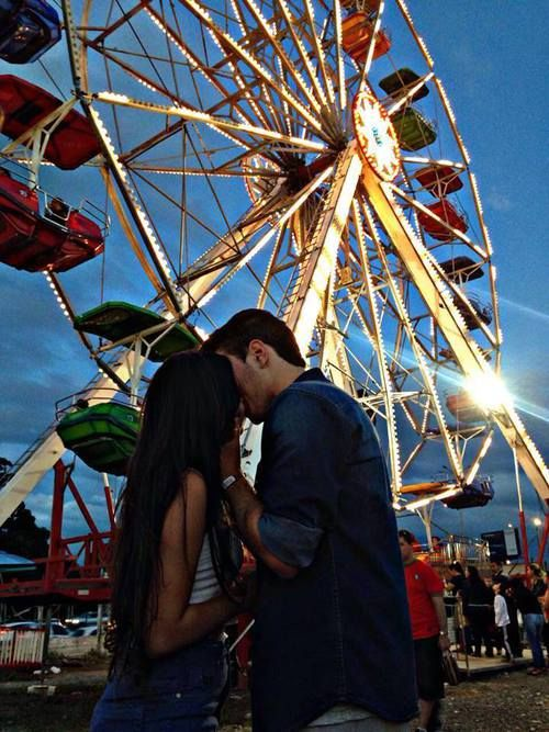 I'm so dying for a carnival date. We have to love.....even if we are 60. A soon as we can we will my love...