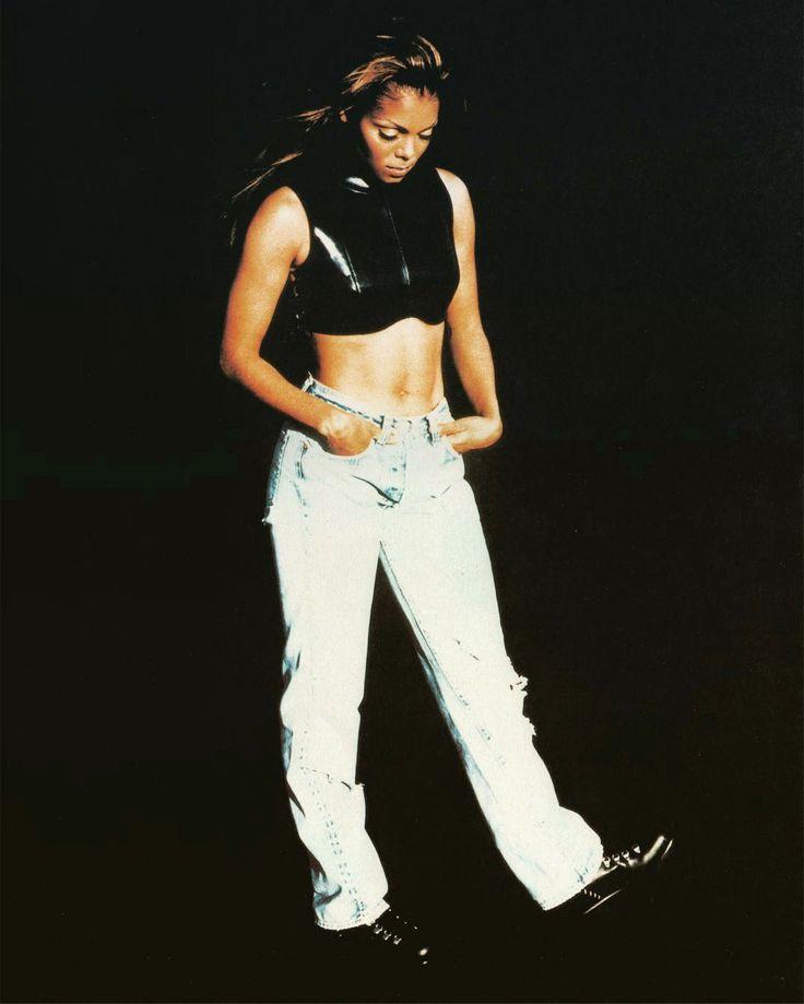 Yuri Elizondo (SET 3), 1993 | JANET Vault | Janet Jackson Photo Gallery
