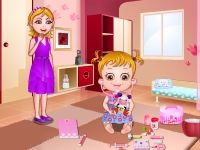 Baby Hazel is in despair as her new teddy bear is wounded, be with her as she uses doctor play kit to cure her teddy bear. Play Baby Hazel Doctor Play game on http://www.topbabygames.com/baby-hazel-doctor-play.html