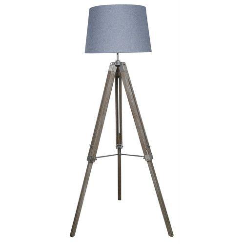 Found it at Wayfair.co.uk - 142cm Tripod Floor Lamp
