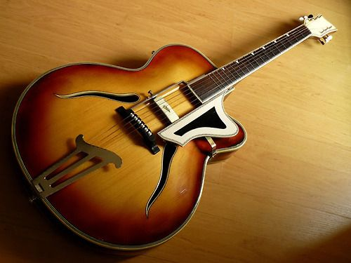 259 besten Vintage Single Pickup Guitars Bilder auf Pinterest ...