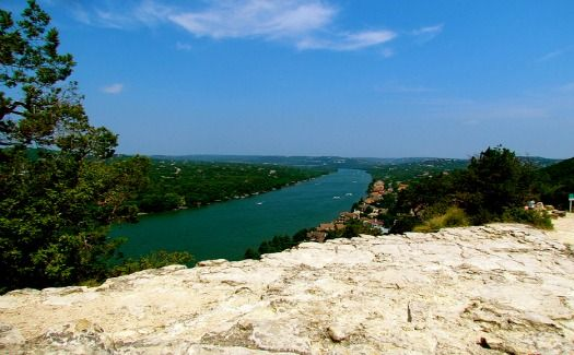 Hike up Mount Bonnell for spectacular views of Austin, Texas!