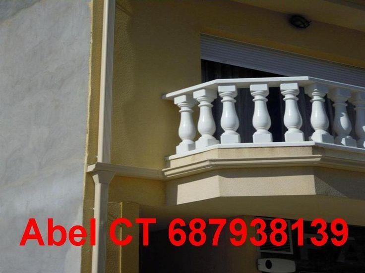 Canalones de aluminio en murcia 687938139 torre pacheco la for Canalon de aluminio