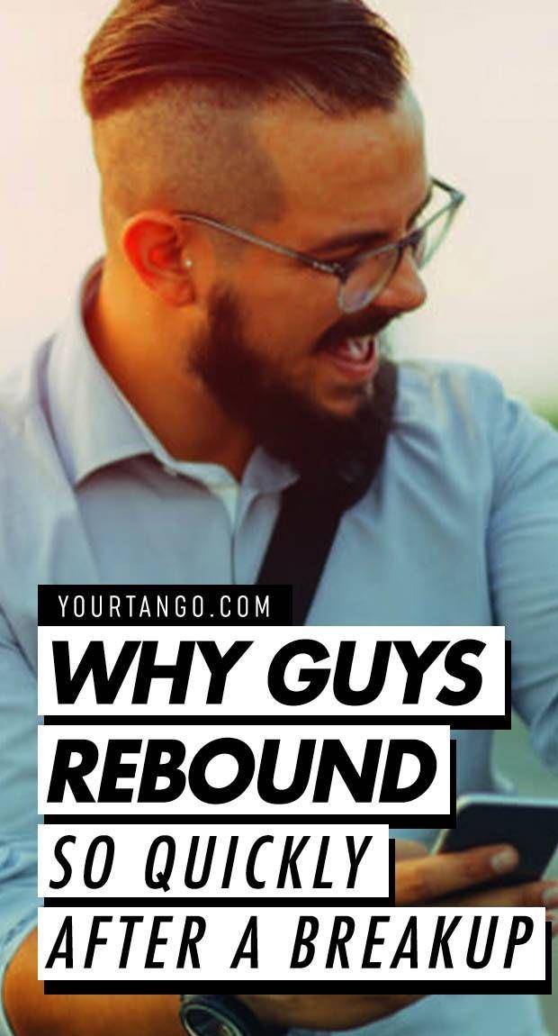 Rebound why men Guys, why