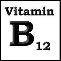 vitamin B12 logo