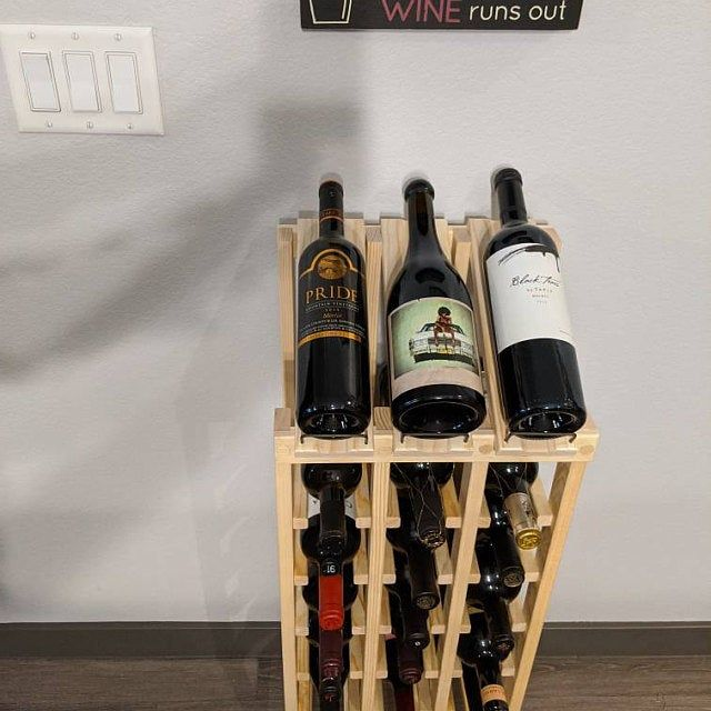 Vintageview Ws83 72 Bottle Wall Mounting Metal Wine Rack 3 Etsy In 2020 Wine Rack Storage Wine Rack Wine Storage
