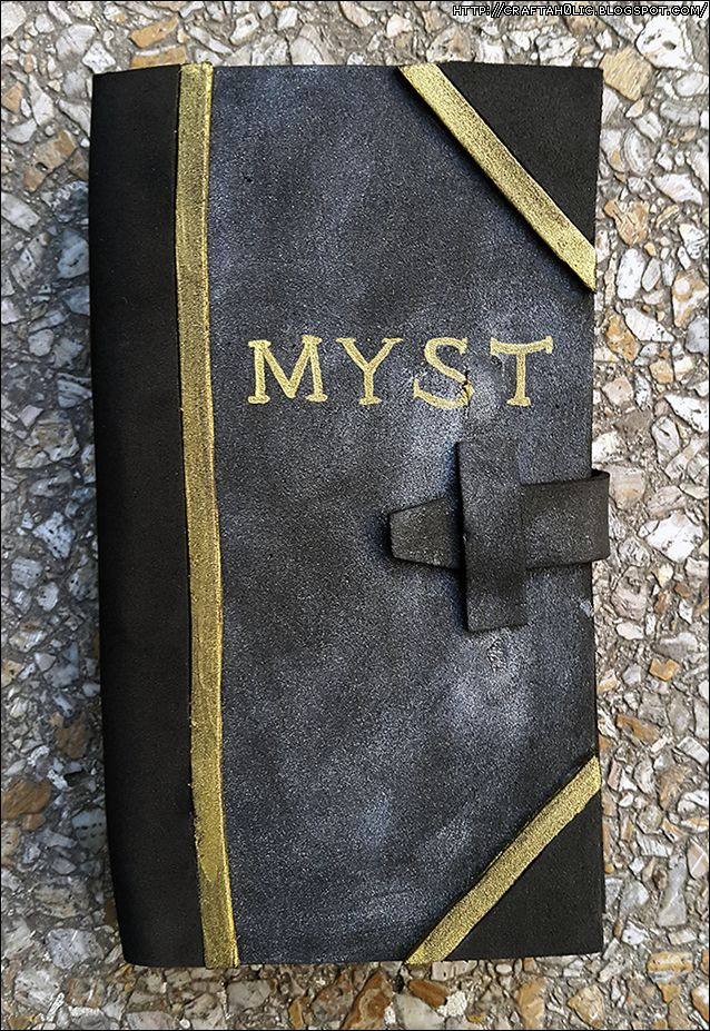 Myst Book Phone Case