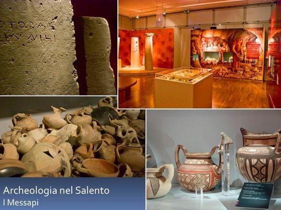 www.musa.unisalento.it   Il MUSA nasce come struttura espositiva finalizzata alla valorizzazione, alla fruizione didattica e alla divulgazione delle ricerche condotte, nell'arco di diversi decenni, dagli archeologi e dagli storici dell'Università del Salento.