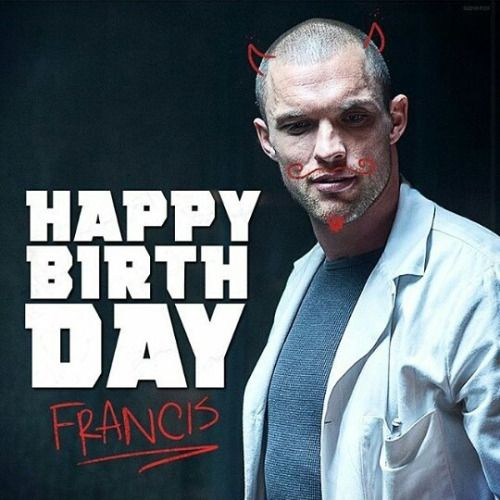 e9b7aaa18a29ac9b545be0ada10bac13 francis deadpool beards best 25 deadpool happy birthday ideas on pinterest deadpool,Happy Birthday Frances Meme