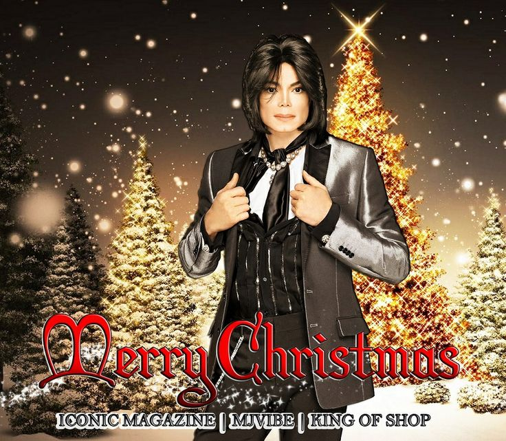Iconic Magazine, MJVIBE & King of Shop is wishing all the fans a fantastic Christmas! Hoping all your dreams come true! xxx