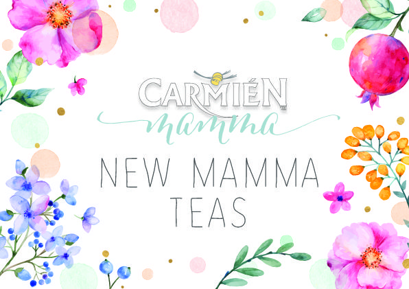 New Carmien Mamma Tea in collaboration with Love Alda Birth Photographer and Mentor. Tea for Pregnant and Breastfeeding Mommies.
