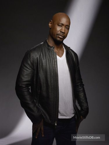 Lucifer - Promo shot of D.B. Woodside
