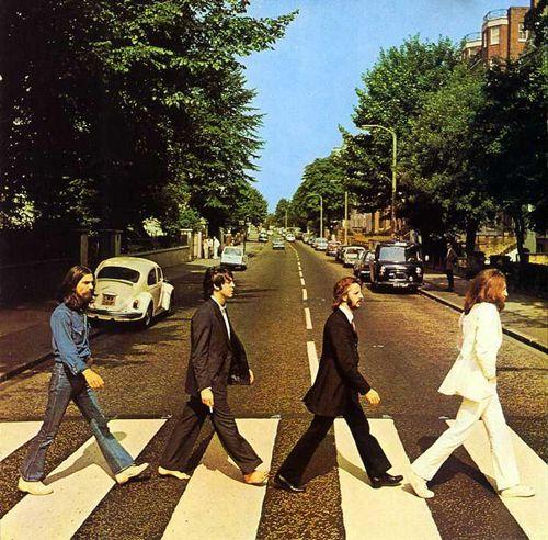 ビートルズはタヴィストックに作られた。