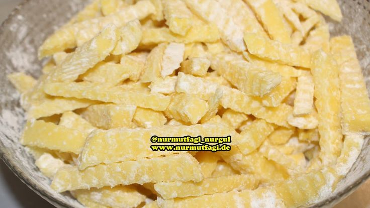 Sodalı Çıtır çıtır patates Kızartması tarifi, pommes,Nurmutfagi NurGüL